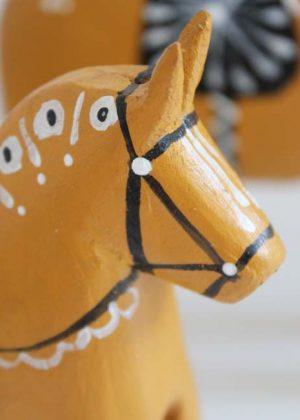Schwedisches Pferd