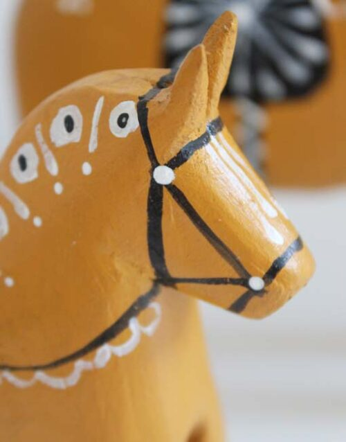 Zweeds paardje