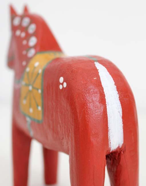 Dalarna-Pferd