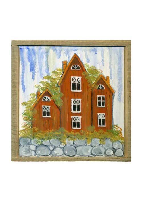 Schilderij Zweden