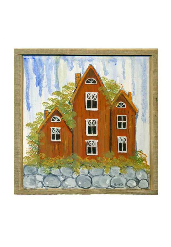 Painting Sweden