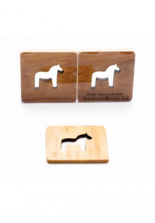 Coaster dala horse