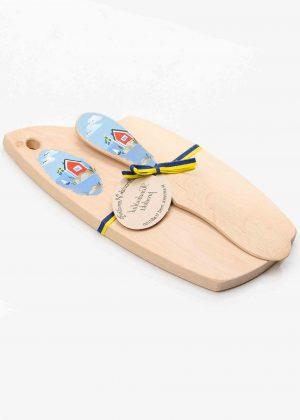houten boterhamplankje
