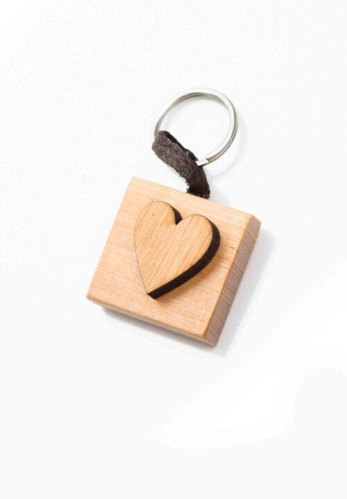 Schlüsselbund Herz