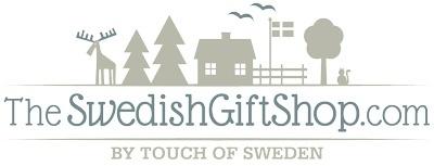 The Swedish Gift Shop Retina Logo