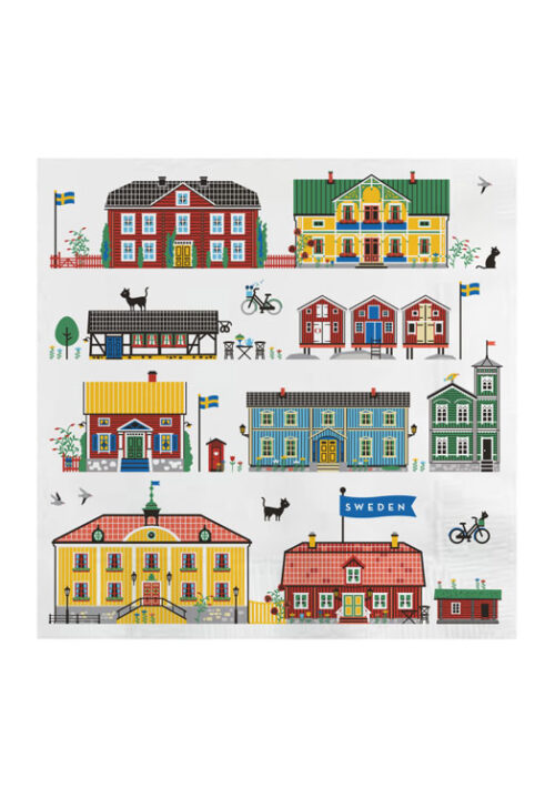 Houses of Sweden Napkins