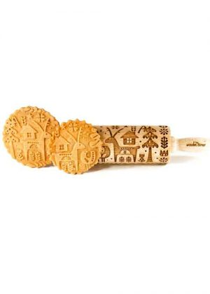 Wooden rolling pin Sweden
