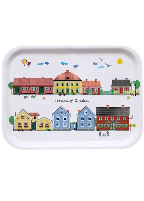 Sweden tray