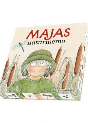 Majas natural memo