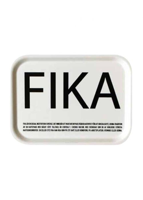 Fika Dienblad Wit