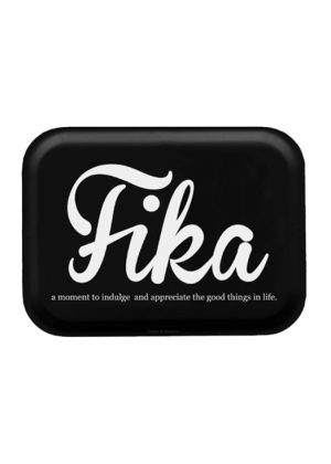 Tray Fika - curly black