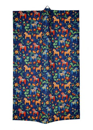 Theedoek Dalapaard Mini Blauw Arvidssons Textil