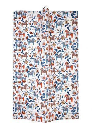 Theedoek Dalapaard Mini Wit Arvidssons Textil