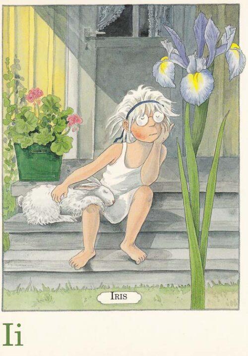 Letterkaartje Maja Lena Anderson I
