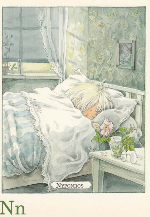 Letterkaartje Maja Lena Anderson N