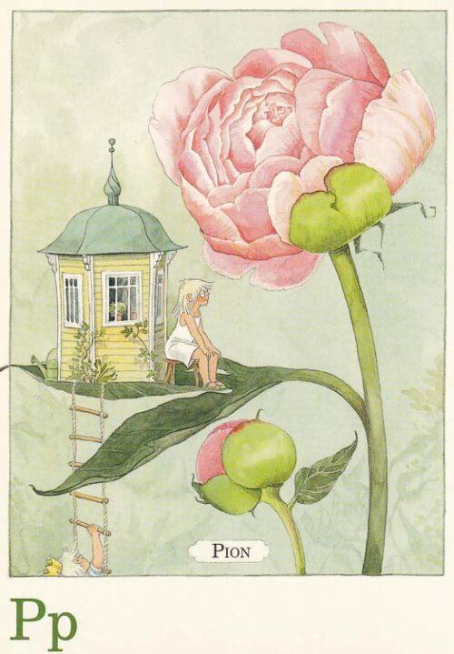 Alfabetskort Maja P