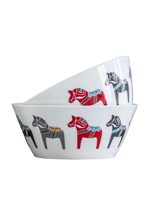 Dala-Paard-Kom