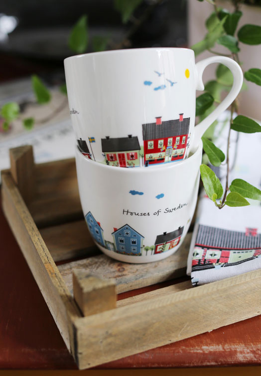 Houses of Sweden Tasse
