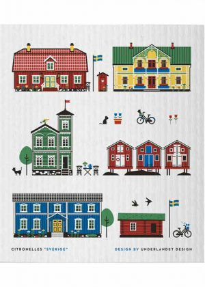 Houses of Sweden Vaatdoek Sweden