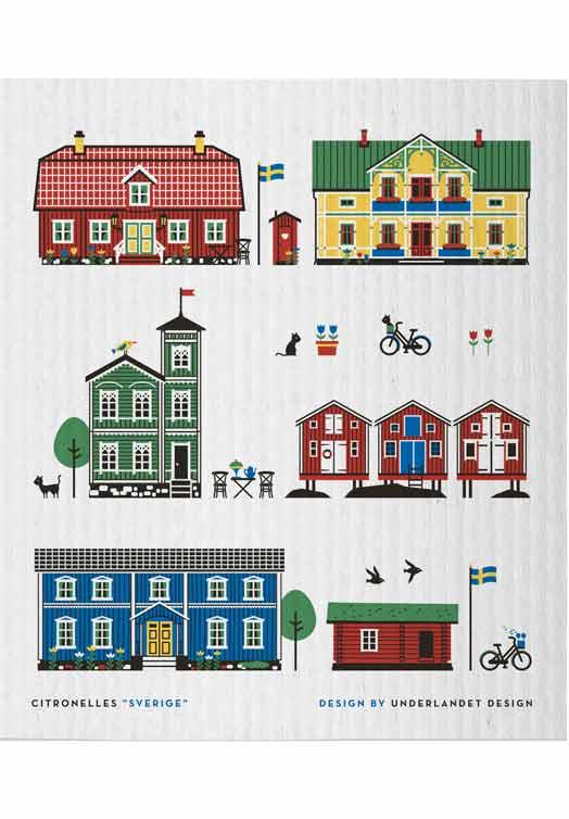 Houses of Sweden Vaatdoek Sweden