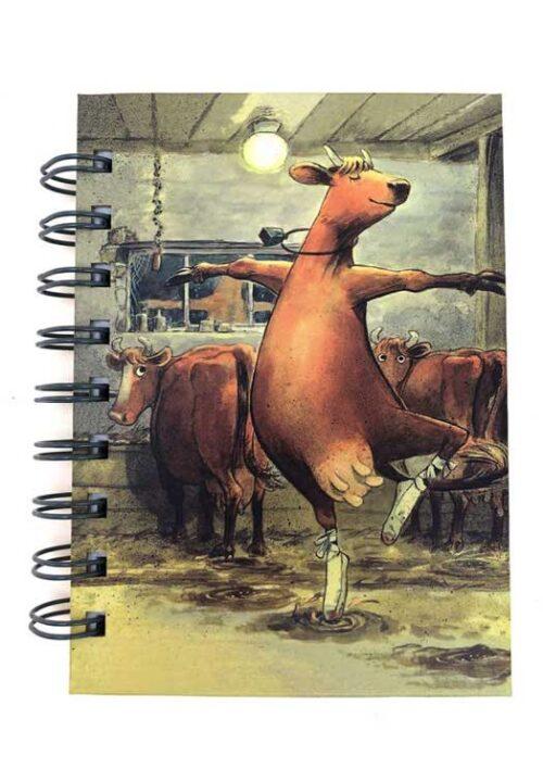 Mamma Mu notitieboek