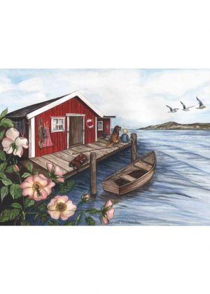 Placemat Boathouse
