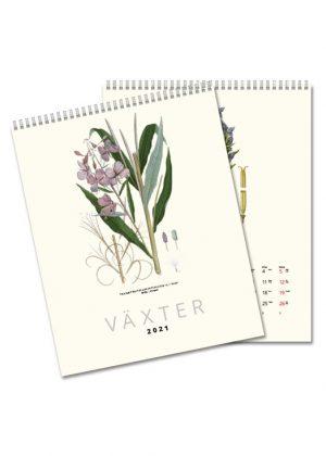 Zweedse-kalender-2021-Botanische-planten