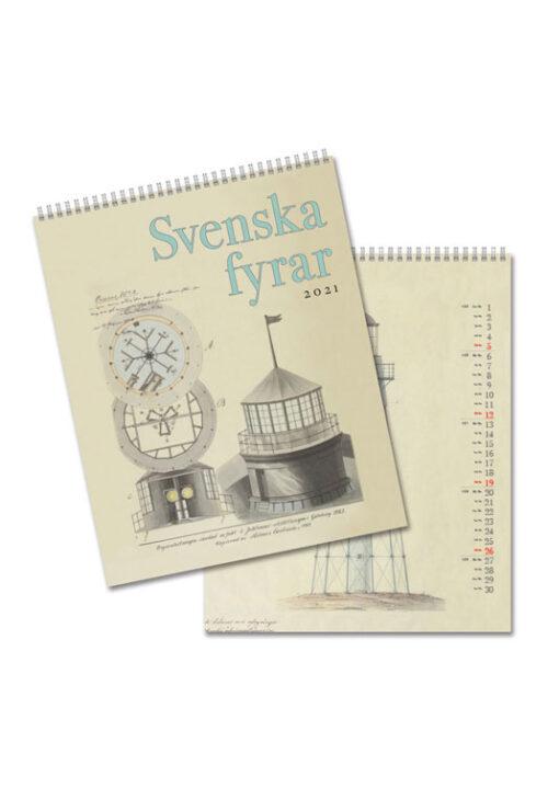 Zweedse-kalender-2021-Vuurtorens