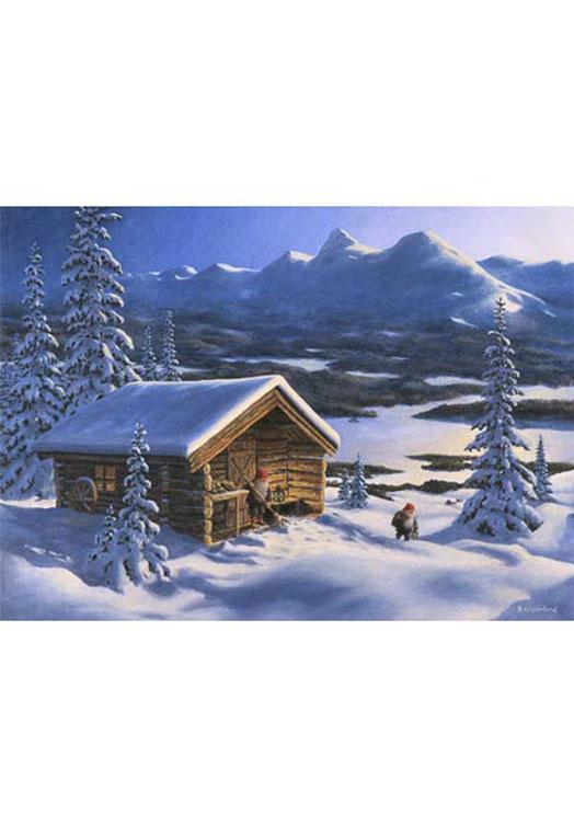 Zweedse kerstkaartjes 9 | The Swedish Gift Shop